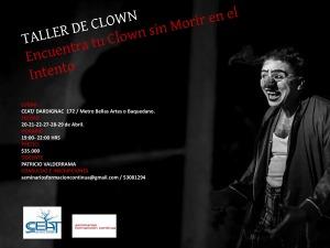 TALLER DE CLOWN flyer-page-0